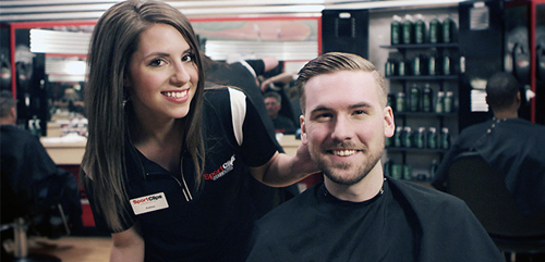 Sport Clips Haircuts of Capital Market Center Haircuts